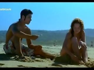 Cristina Castaño Haciendo Topless - Dias Azules