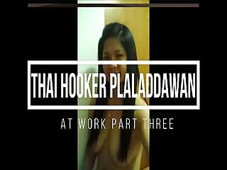 Thai Hooker Plaladdawan At Work Part Three
