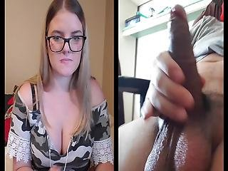 Tribute Cock Webcam Hot Babe 01