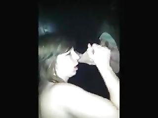 Amateur Girlfriend Services Strangers In The Gloryhole Booth