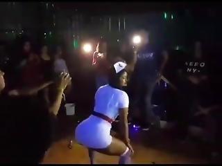 Nurse In A Party!