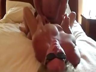 Chubby Older Guy Fucking His Horny Mature Wife