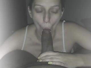 Kinky White Nymph Sucks Bbc Until It Spits In Her Face Part 1