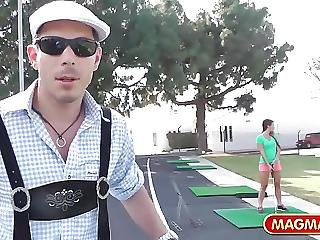Magma Film Hot Mini Golf Lessons