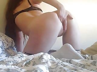 Amateur, Anal, Butt, Buttplug, Fingering, Masturbation, Orgasm, Sex, Toys