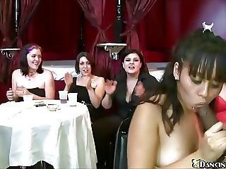 Crazy Blowjob Party