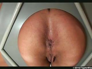 Alura Jenson Fart Toilet Humiliation