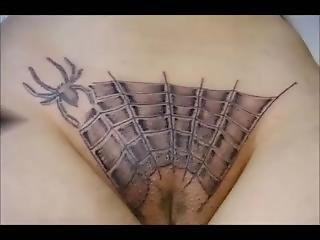 Muschi Tattoo