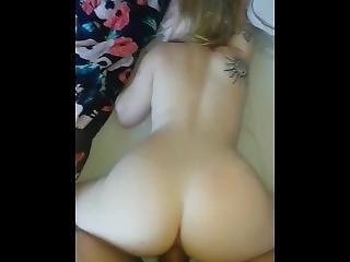 Boyfriend Fucking My Tight Pussy