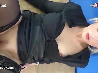 Mydirtyhobby - Gorgeous Teen Masturbates In Gym Toilet