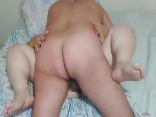 Chubby Fuck In Bed