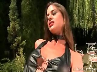 Hot Outdoor Fuck With Chaty