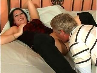 Mature Cock Young Pussy