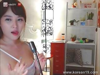 Korean Girl Shows Nice Boobs 21