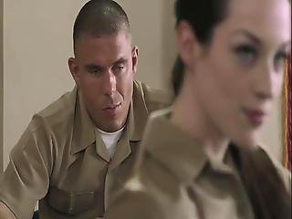 Stoya In The Army