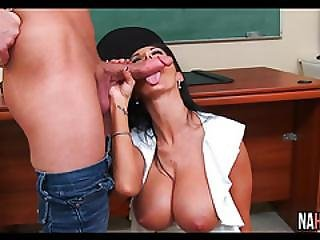 Student Fucks Big Tits Nice Ass Instructor Ava Addams