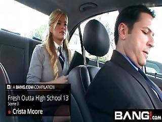 Bang.com Sexy Babes Fresh Outta High School