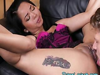 Slut Jureka Del Mar Blows Huge Cock Of Boyfriend
