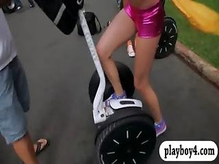 Ass, Babe, Badass, Big Tit, Naughty, Outdoor, Public, Sport