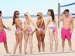 Migliore Amica, Spiaggia, Hardcore, Pornostar, Reality, Adolescente, Bagnata, Selvaggia