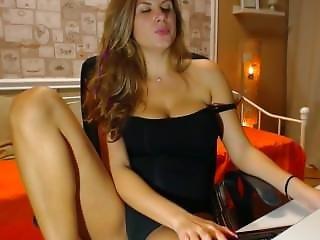 ερασιτεχνικό, Cam Girl, τρελό, αυνανισμός, παιχνίδια, κολπικό, Webcam