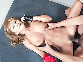 Kurea Mutou Loves To Throat And Fuck In Hardcore
