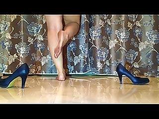 Feet Fetish By Hotwifevenus