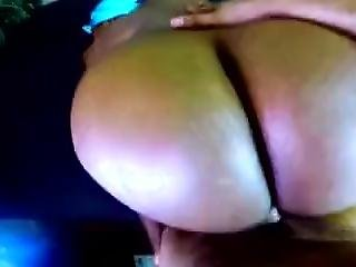 African Hoe Gets Her 51 Inch Ass Worked!!! (squirting, Ass-job, Doggy, Cum)