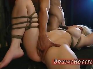 Girl Dominates Guy Latex Big-breasted