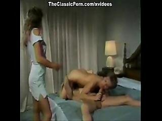Leslie Winston Melanie Scott Peter North In Vintage Porn Scene