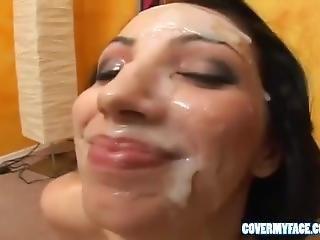 Faces Of Cum: Chloe Morgan - Brandoniron.com