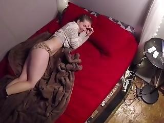Adorable Sleepy Gf Cums On Cock Hot Pov