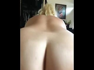 Wife Riding My Cock.