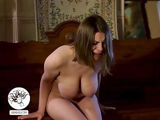 Busty Slave Girl In Bdsm Play