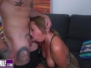 Conchita (47) Spanish Housewife