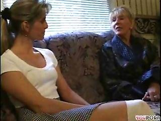Mature Woman Likes The Young Cunts.flv