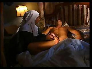 Italian Nun Does Anal Huntubes.com