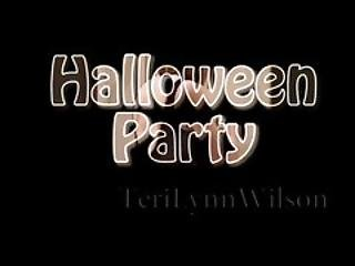 Halloween Party And Masquarade Ball