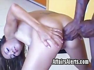 Asian Student From Affairsalerts And Black Teacher