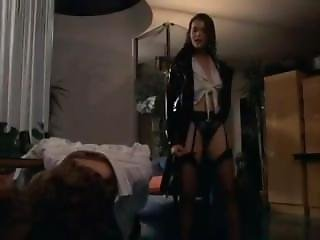 Man Tied And Tape Gagged By Sexy And Lady Girl And She Abusing Man In Scene