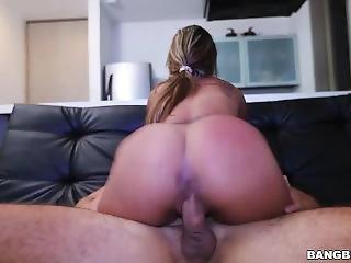 Sophie Perez Fucking My Cock