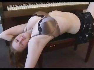 Beautiful Chloe B Solo At The Piano