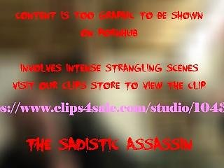 Preview: The Sadistic Assassin