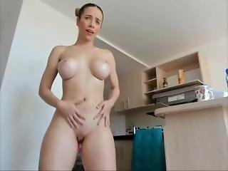 Big Tits, Hot Ass - All Natural! Teen On Webcam
