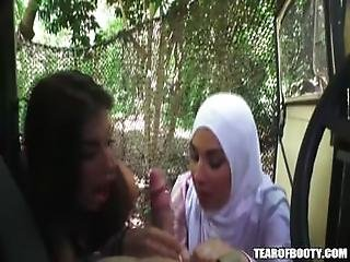 Professional Cocksucking Arab Whores Deliverd To Jungle