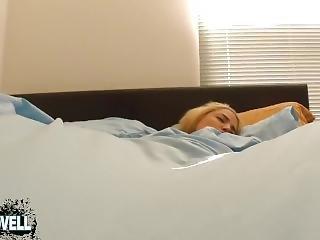ξανθιά, κοντινό πλάνο, φετίχ, Pov, μουνί, κοιμισμένος