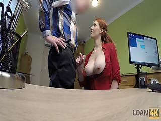 Vip4k Agent Screws Busty Redhead Isabella Lui Because