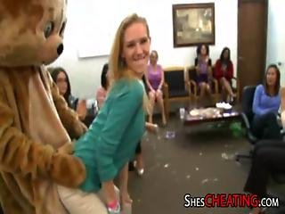 Bear, Dancing, Hugecock, Monstercock, Nightclub, Office, Orgy, Party