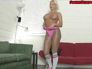 Summer Monroe Chastity Cuck Tease Pov