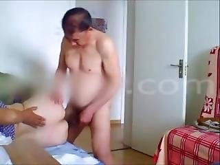 Old Man Chinese Fuck Wife